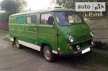 ЕРАЗ 762 пасс.  1986