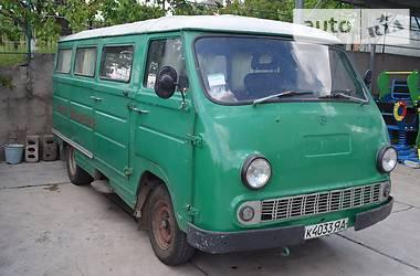 ЕРАЗ 762 пасс.  1991