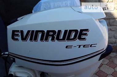 Evinrude BRP E-tec 25 2013