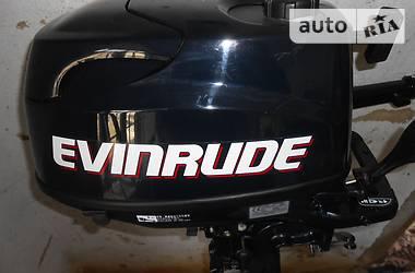 Evinrude 6 hp  2013