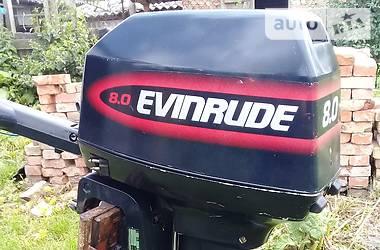 Evinrude 8 hp  1997