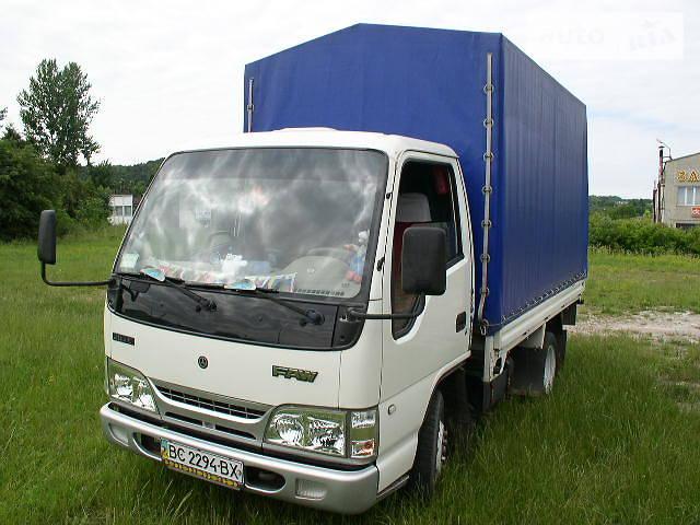 FAW 1031 2008 года