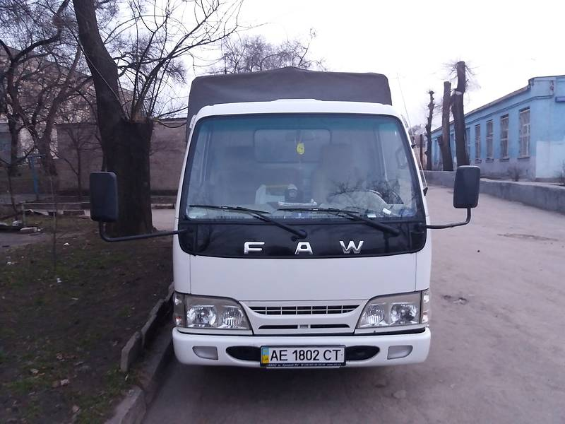FAW 1031 2012 року