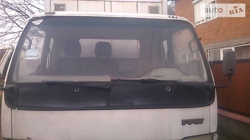 FAW 1051 2007 года