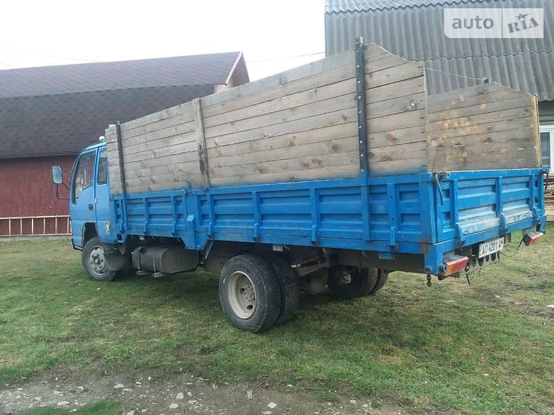 Фургон FAW 1051