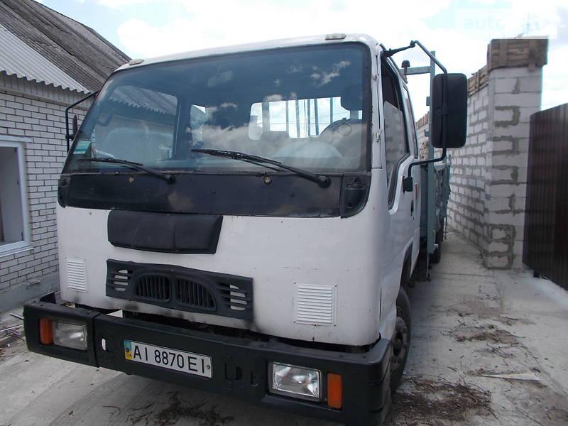 Бортовой FAW 1061
