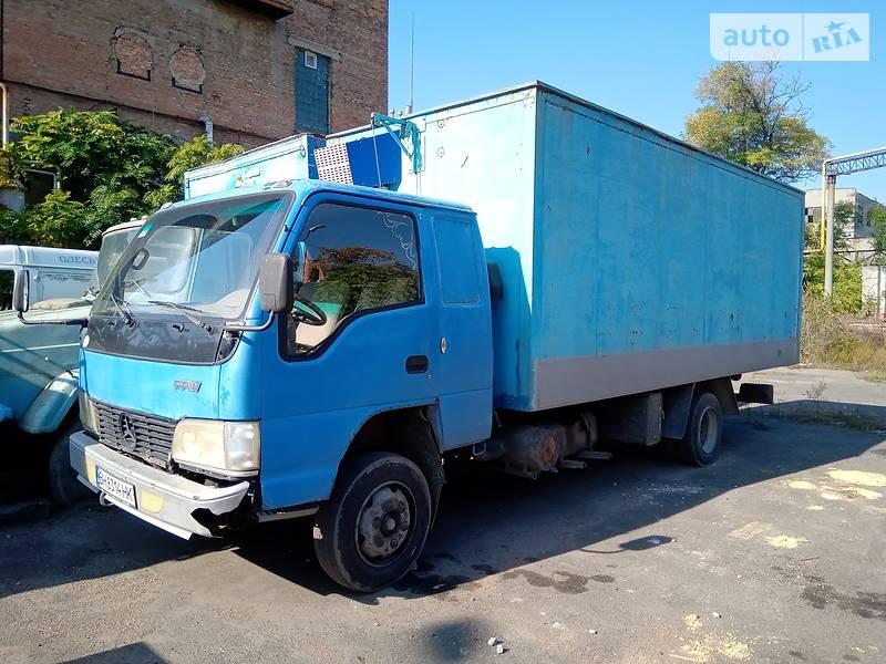 Фургон FAW 1061