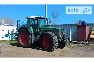 Fendt 824 Favorit 2003
