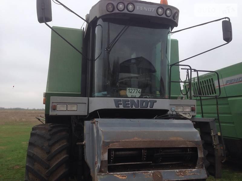 Fendt 8350