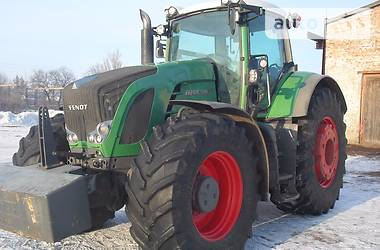 Fendt 936 vario  2011