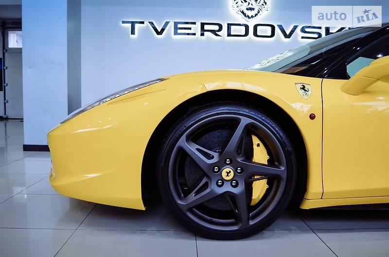 Ferrari 458 Italia 2010 року