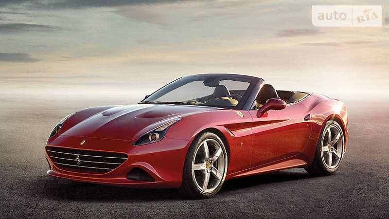 Ferrari California 2017 года