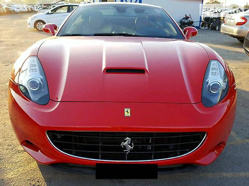 Ferrari California 2013 года