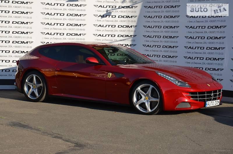 Ferrari FF 2013 року