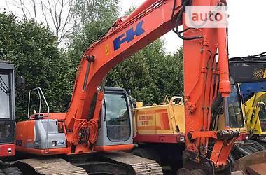 FIAT-Kobelco E175 E165LC 2004