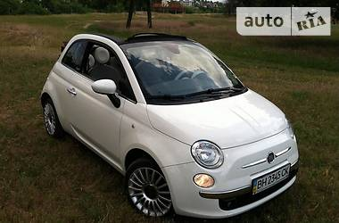 Fiat 500 C  2010