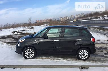 Fiat 500 L 1.4 Multiair Turbo  2014
