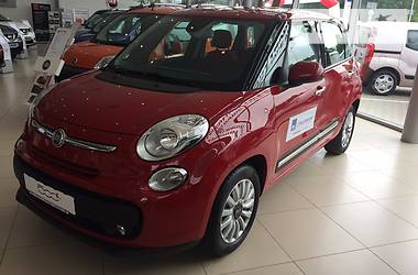 Fiat 500 L Pop Star Short 2016