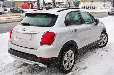 Fiat 500 X  2015