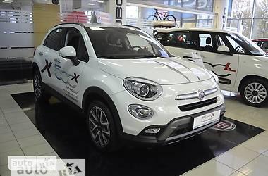 Fiat 500 X (cross) 1.4 AT (14 2015