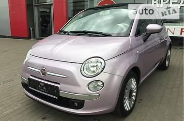 Fiat 500 Lounge 2014
