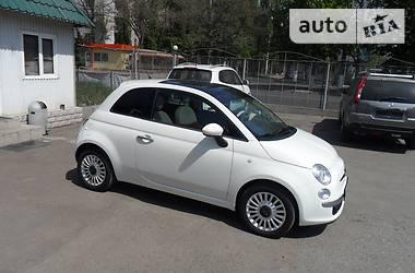 Fiat 500  2011