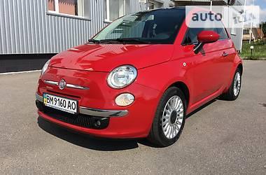 Fiat 500 1.2 Cinquecento 2012