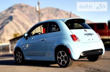 Fiat 500 e 2014