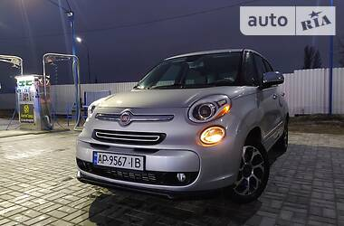 Fiat 500L launch 2013