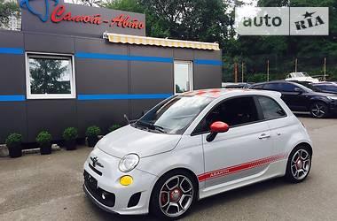 Fiat Abarth 500 2012