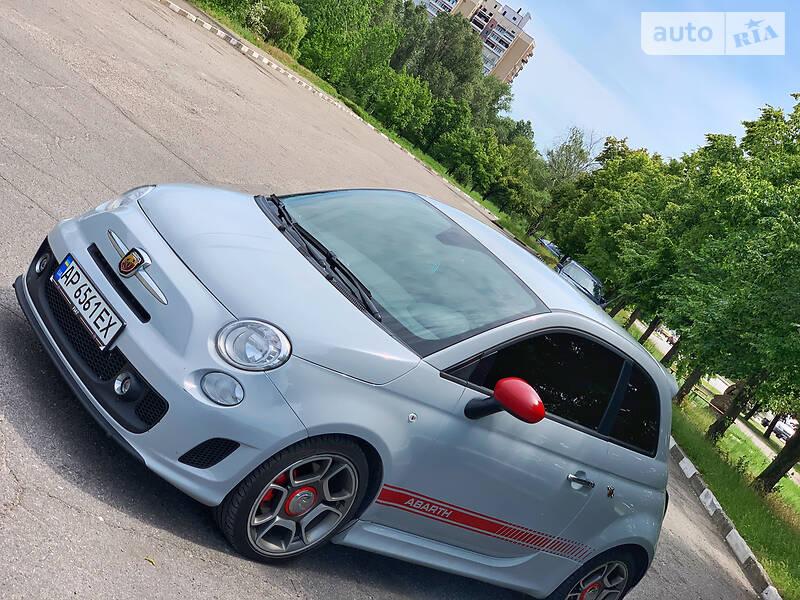 Купе Fiat Abarth