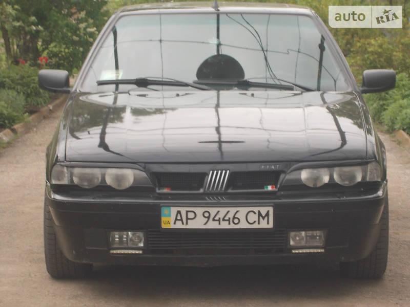 фиат крома 1990г