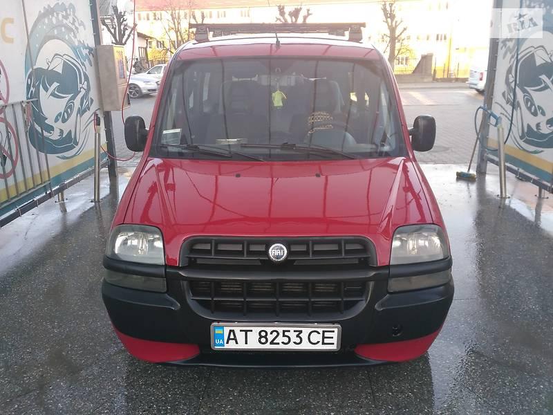 Fiat Doblo груз.-пасс.