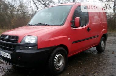 Fiat Doblo груз. JTD 2005