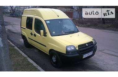 Fiat Doblo груз. Cargo 2005