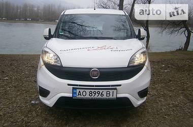 Fiat Doblo груз. 1.4 2015