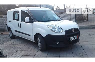 Fiat Doblo груз. MAXI Metan Turbo 2013