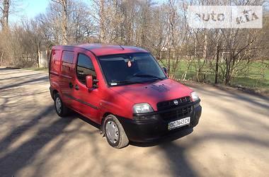 Fiat Doblo груз.  2000