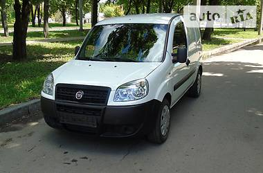 Fiat Doblo груз. cargo 2016