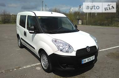 Fiat Doblo груз. A/C 2011