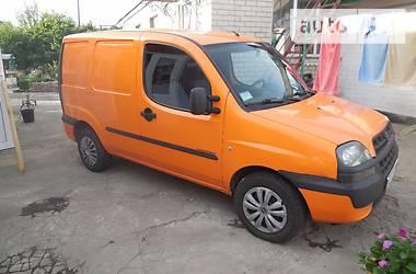 Fiat Doblo груз.  2003