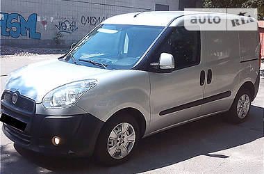 Fiat Doblo груз.  2012