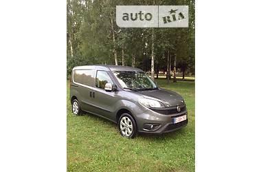 Fiat Doblo груз. NAVI-KLIMA-BLUETOOTH 2015