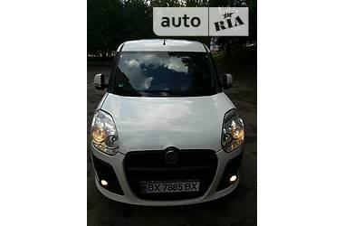 Fiat Doblo груз.  MAXI 2012