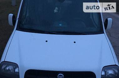 Fiat Doblo груз. JTD  2004