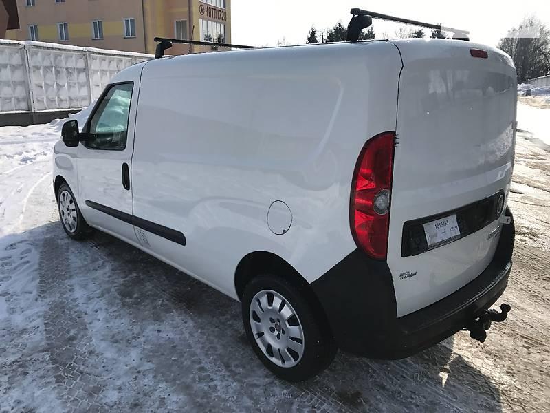 Fiat Doblo груз. 2013 року