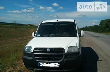 Fiat Doblo груз. Multiget 2005