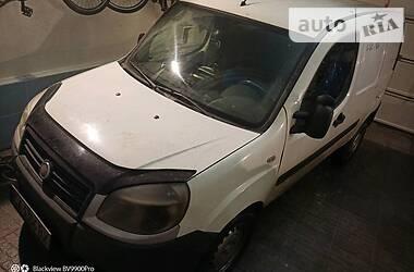 Fiat Doblo груз.  2008