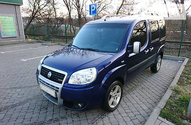 Fiat Doblo Panorama  2007