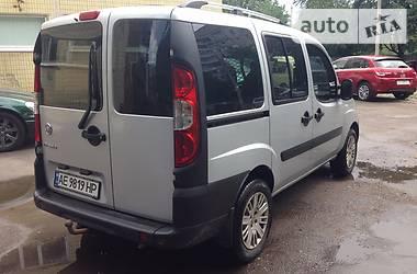 Fiat Doblo Panorama  2010